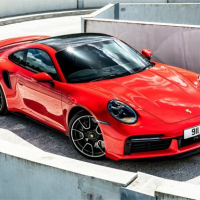 2021 UK Porsche 911 Turbo S Puzzle